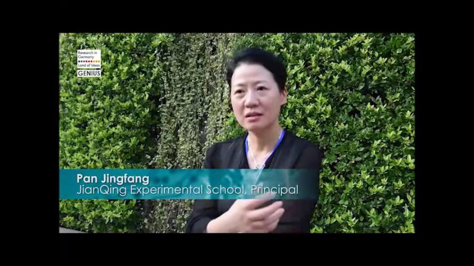 Pang Jingfang - Experimental School (Shanghai)